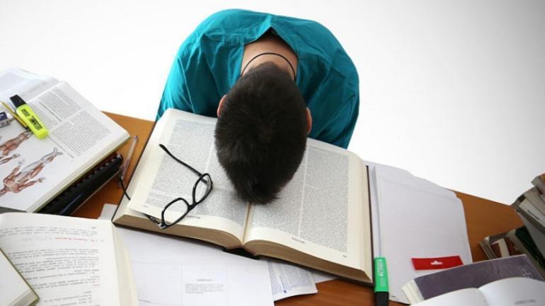 Học sinh Trung Quốc chuẩn bị cho kỳ thi